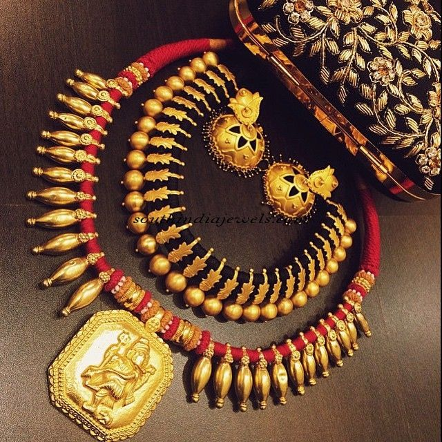 Amrapali Temple Jewellery