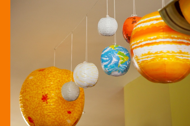 solar system party decorations - photo #28