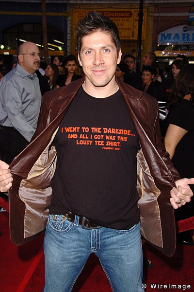 Ray Park... aka Darth Maul.  I LOVE Darth Maul!!