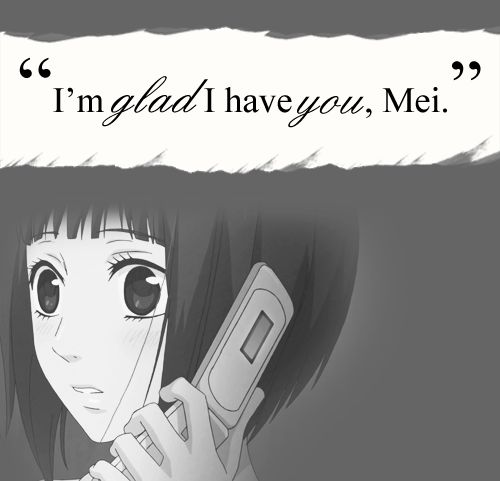 Say I Love You ... I love this anime it is just so cuteeee