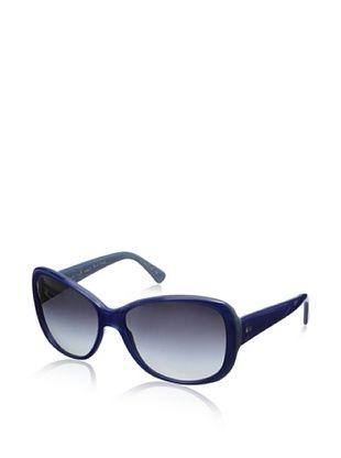 50% OFF Paul Smith Women's Alexia Sunglasses, Blue Smoke
