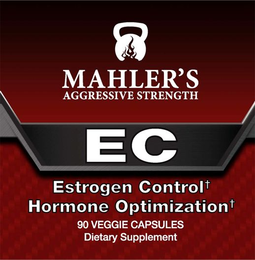 Estrogen Control (aromatase Inhibitor for lowering estrogen levels) - Mike Mahler's Aggressive Strength Estrogen Control