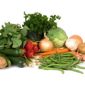 Eat lots of healthy foods