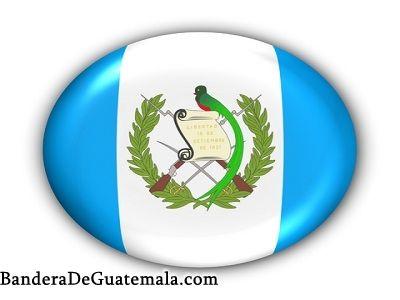 Que es el significado de la Bandera de Guatemala