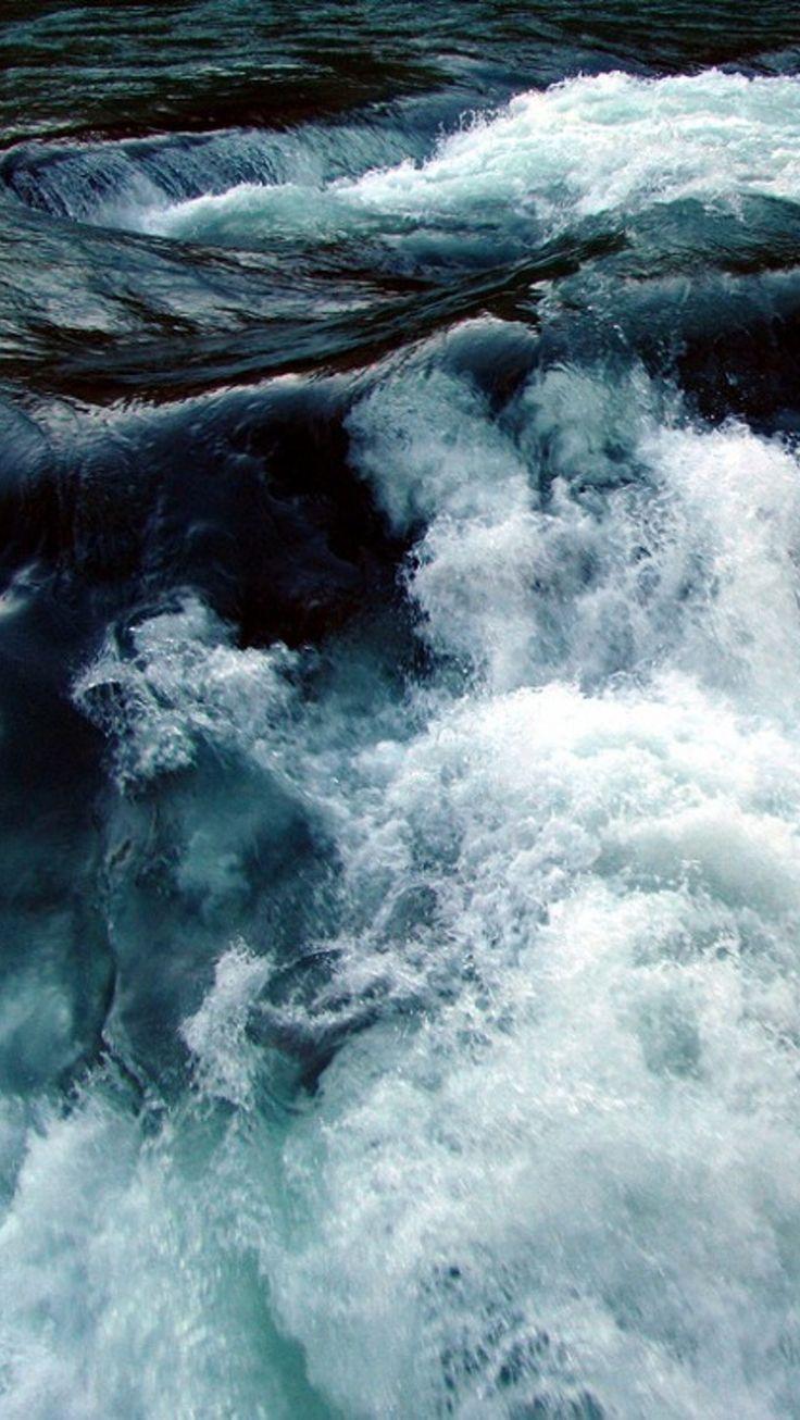 Stürmisches Meer #Wellen #Wellen #Ozean #Mehr