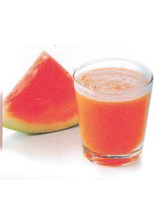 Karpuz, mango ve yaban mersini Tarifi - İçecekler Yemekleri - Yemek Tarifleri
