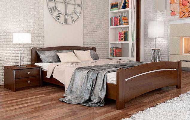 Кровать из бука Венеция Estella