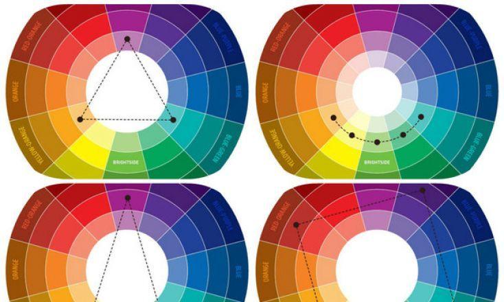 ფერთა შეხამების 6 წესი, რომელიც თქვენს უნაკლო გემოვნებას გამოაჩენს