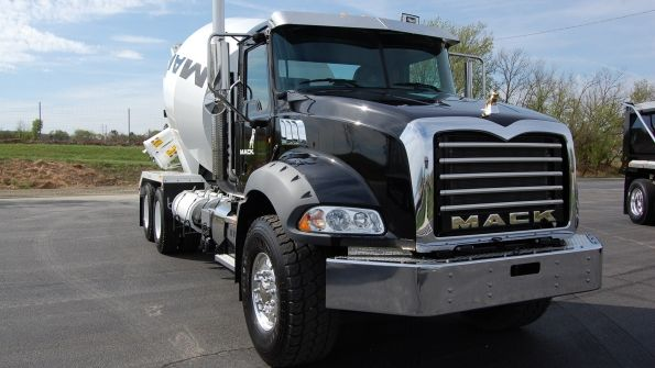 Mack Trucks is rolling out all-new interiors for its Granite and Mack Pinnacle models, along with new LED headlights and a new grille for the Pinnacle as well.