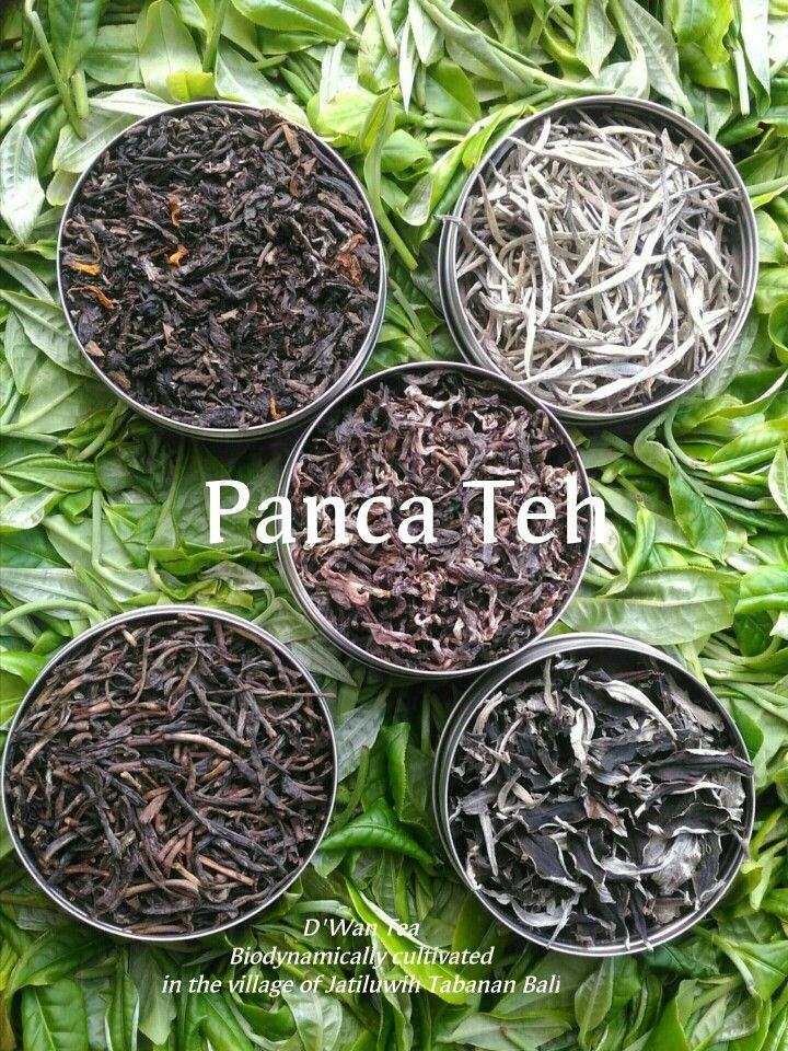 Lima macam teh jatiluwih