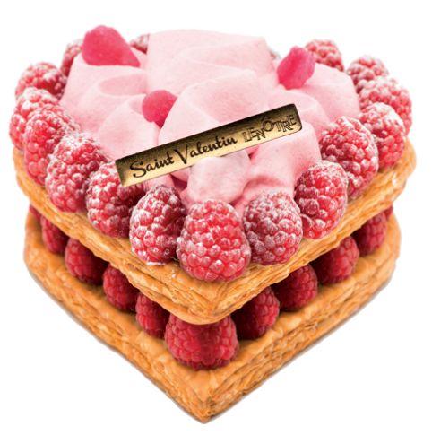 Pâtisseries de Saint Valentin