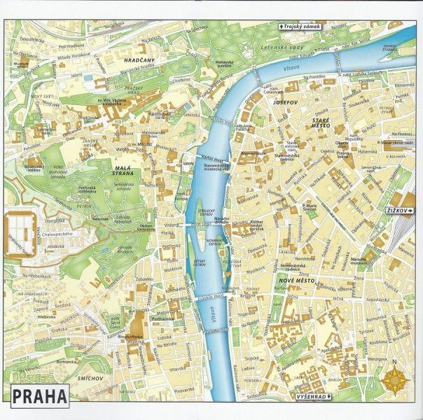 Que faire à Prague (capitale République Tchèque) lors d'un week-end ?