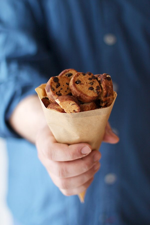 My Lovely Food : Galletas de canela y pepitas de chocolate