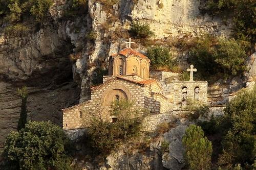 St. Michael's Church  Berat, Albania