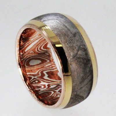 42 best Ring of Awesomeness images on Pinterest Meteorite ring