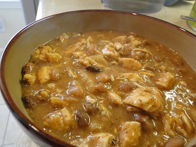 Chicken Chili- Super Easy. Made this yesterday and it couldn't have ...