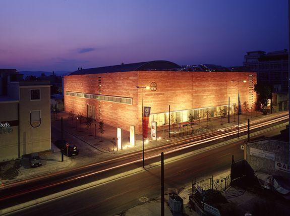 Benaki Museum,   BUILDING AT 138 PIREOS STREET