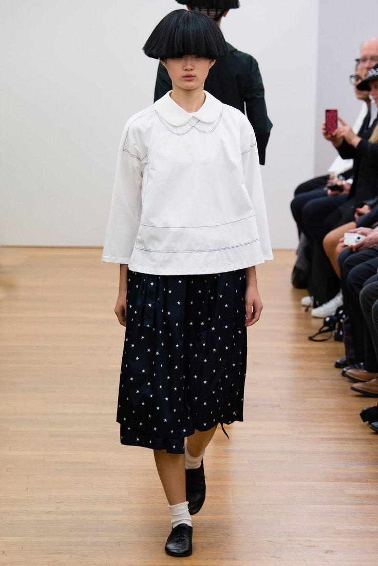 Comme des Garçons Comme des Garçons Spring 2015 Ready-to-Wear - Collection - Gallery - Style.com