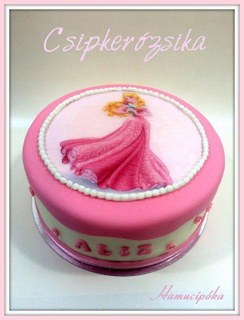 Hamucipóka: Torta egy kis Hercegnőnek.... az egyik kedvencemnek!