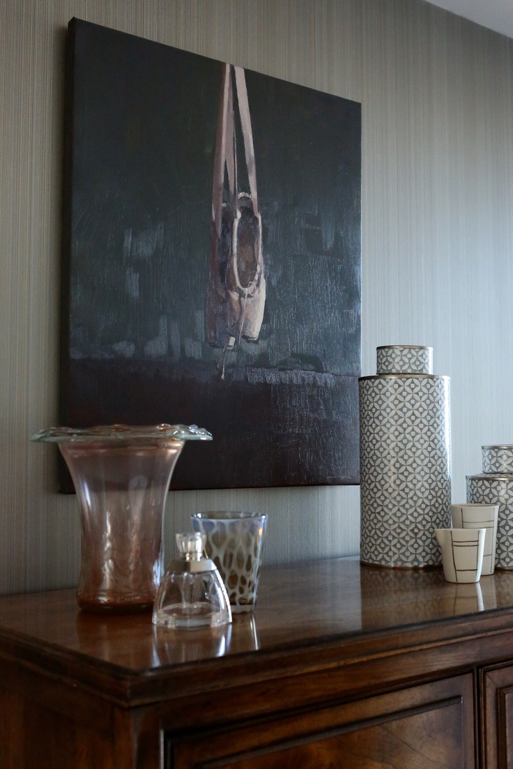 A stunning vista, in this Melbourne Apartment by Beautiful Room beautifulroom.com.au