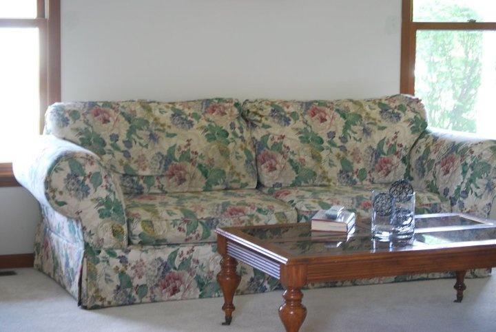 63 Best Images About Floral Sofa On Pinterest Vintage
