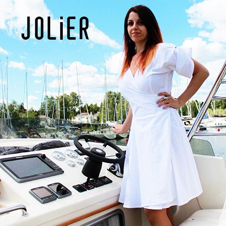 Sunny summer greetings from JOLIER! #NewYork #Transformable
