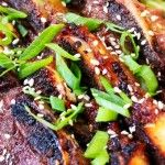 Kalbi Korean Beef Short Ribs Recipe