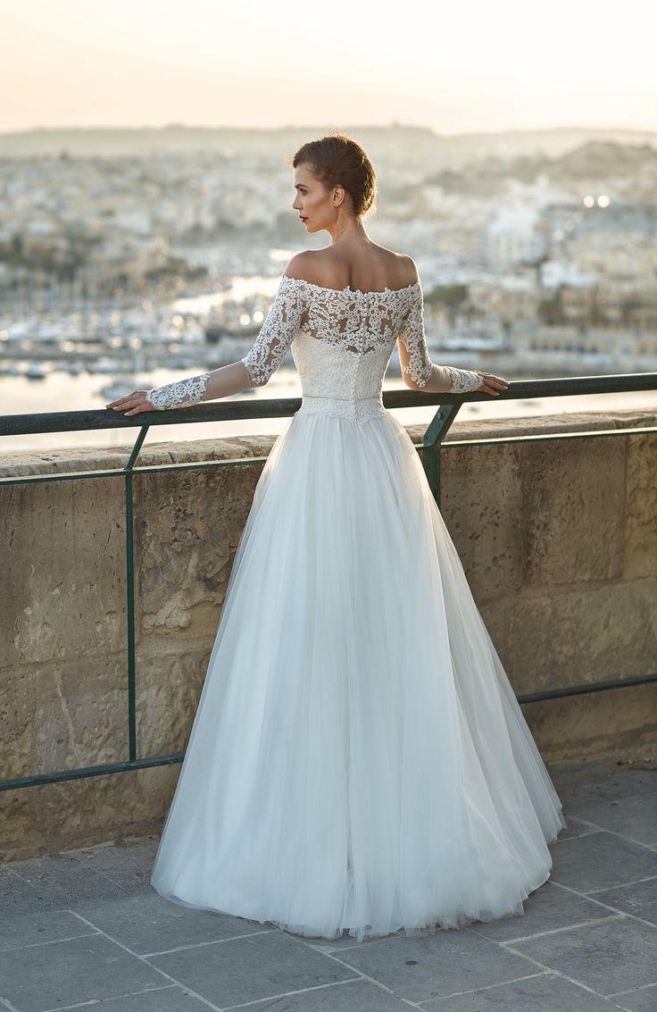 32 best Annais Bridal 2016 images on Pinterest | Short wedding gowns ...