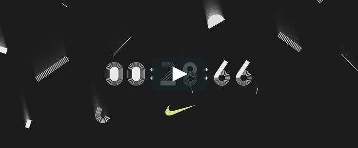 Turn up the volume, and fasten your seat belt!  «Oslo – A Nike typeface» is an abstract audio-visual journey through a race from start to finish.…