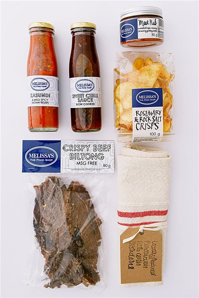 MELISSA'S POSH BRAAI >  Make life easy for yourself while making a loved one feel special. > SHOP ONLINE