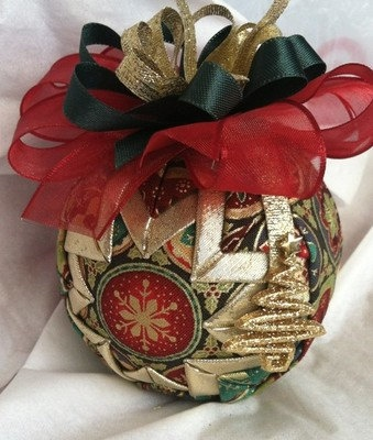 Celtic Christmas Quilted Christmas Ornament by ncgalcreations, $18.00