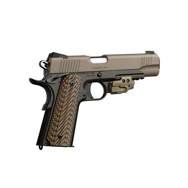 KIMBER Warrior SOC 45 ACP Semi-Automatic Pistol (3000286)