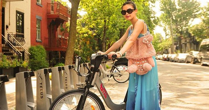 BIXI Bikes Will Be FREE To Ride On Weekends In Montreal - MTL Blog