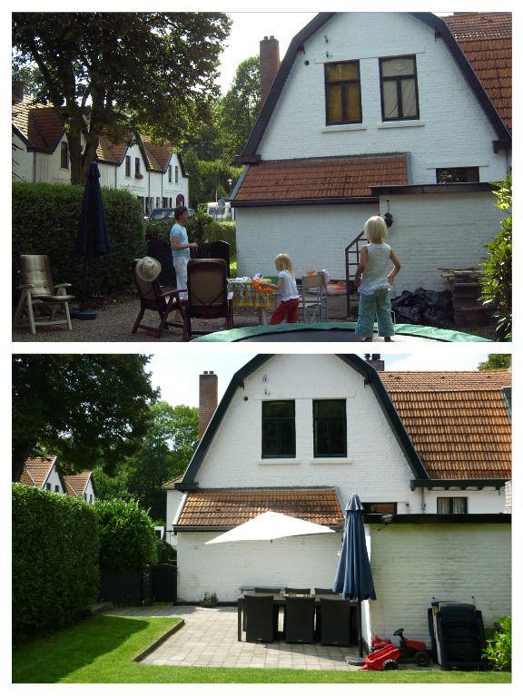 17 beste afbeeldingen over metamorfose vakantie huis zuid limburg buitenlust op pinterest - Terras eigentijds huis ...