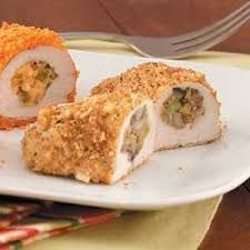 Image result for stuffed chicken breast recipe