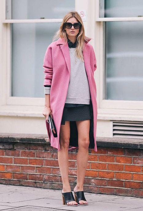 Pinterest : 25 façons de porter le rose sans ressembler à une Barbie   Glamour