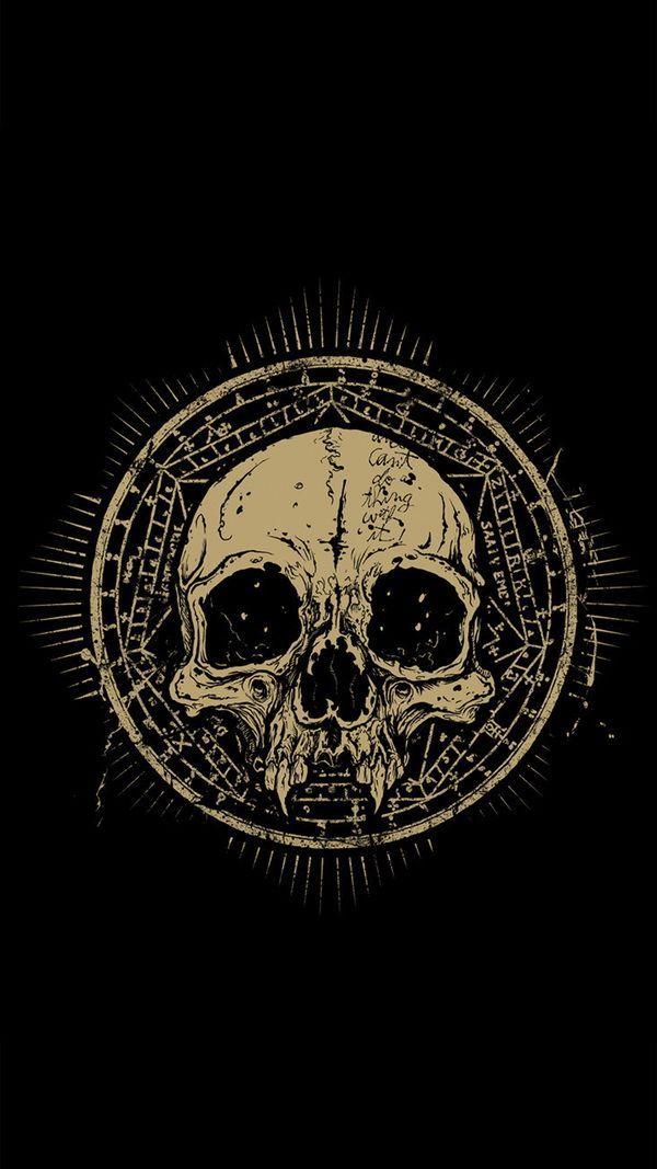 286 Best Skulls 2d B W Images On Pinterest Skull Art