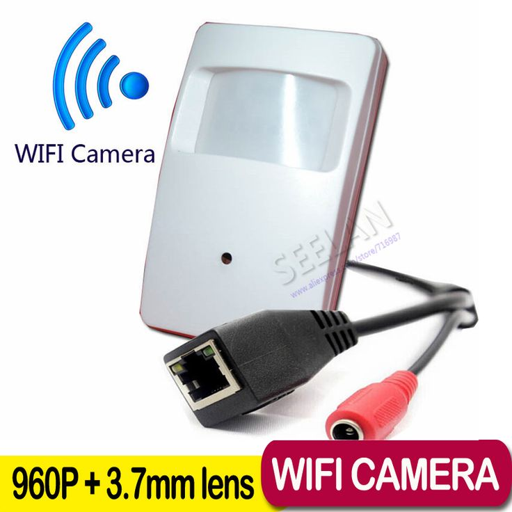 HD 960P mini ip camera wifi ONVIF 2.0 Pir Camera Covert PIR IP Camera for 3.7mm Lens Mobile Phone P2P home Wireless Security Cam