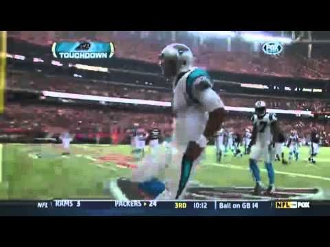 Cam Newton-Rookie Highlights - YouTube