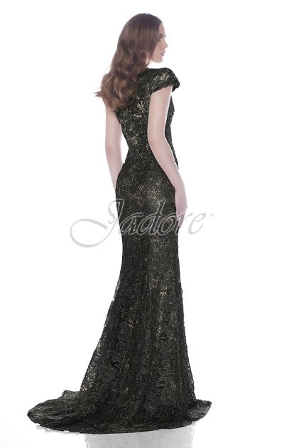 Jadore Style #J7109 featured in #Black/Nude #Lace dress great for…