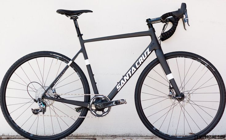 Santa Cruz carbon Stigmata cyclocross bike. © Cyclocross Magazine