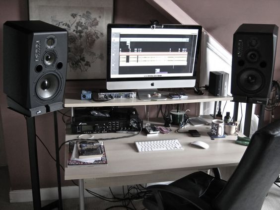 25 Best Ideas About Home Recording Studio Setup On Pinterest Recording Studio Music Production Equipment And Music Production Studio