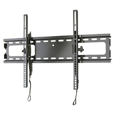 """Sanus Accents Tilting Wall Mount for 32""""-80"""" Tvs-PLA50-B01A, Black"""