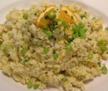 Orange & Apple Cous Cous