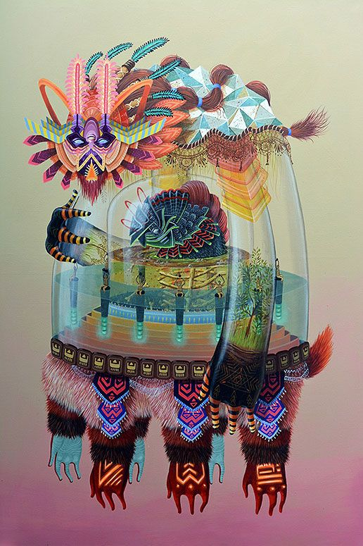 Curiot | Thinkspace Gallery