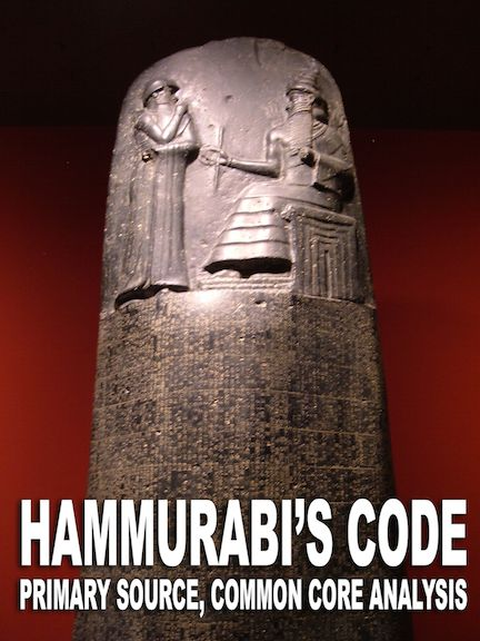 an analysis of ancient code of hammurabi Code of laws of hammurabi revenge played a large role in the laws, as it was seen as the only way to truly be compensated almost all of the laws lack a true explanation they were simply accepted as fair justice by the people.