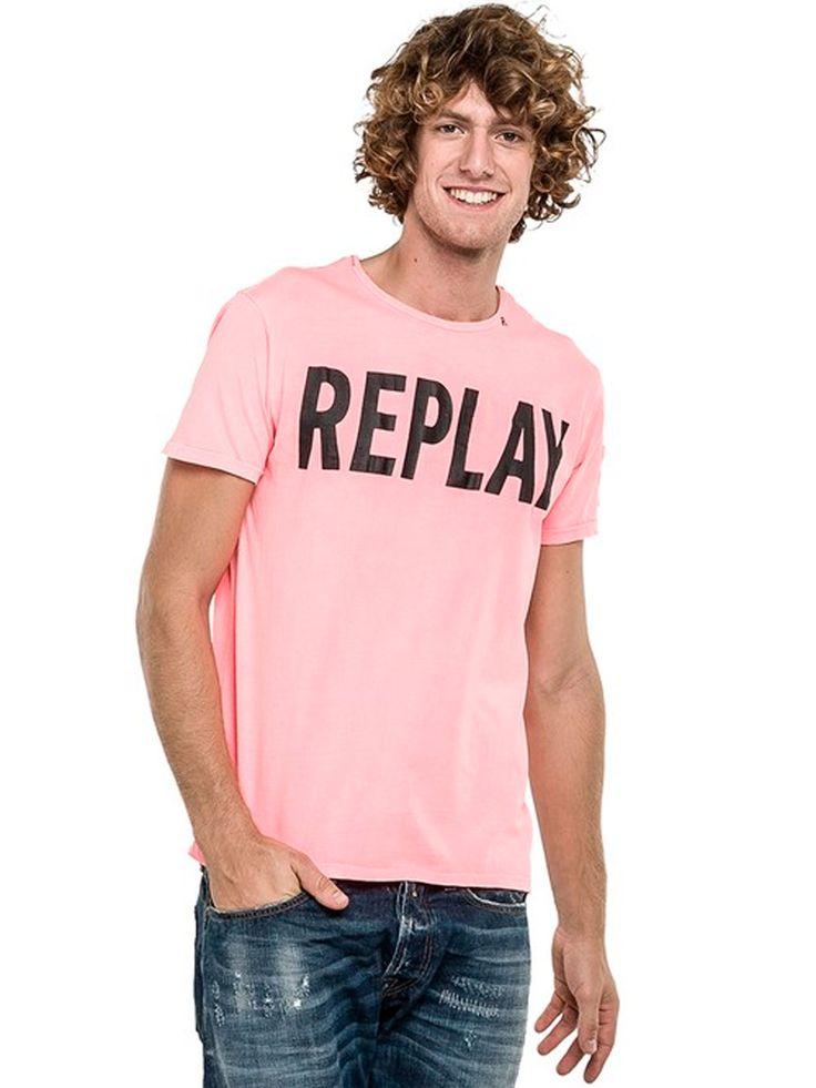 camiseta de la marca REPLAY