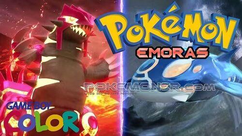 http://www.pokemoner.com/2017/03/pokemon-emoras.html Pokemon Emoras  Name: Pokemon Emoras Remake by: BlacX Team (thsrbduf1) Remake from: Pokemon Gold (Korea) Description: Feature: New Story New Pokemons - 251 (Gen 1 to 5 - Have Mega Evolution) New Events Nice Graphics Language: Korea More and More feature..... Screenshot:  Gameplay:  Download:Download Pokemon Emoras Beta 0.65
