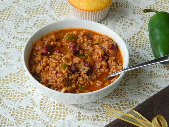 Hearty Jalapeño Chili For about 3 days in a row, Josh and I were consuming nothing but chili. We couldn't... Continue reading »