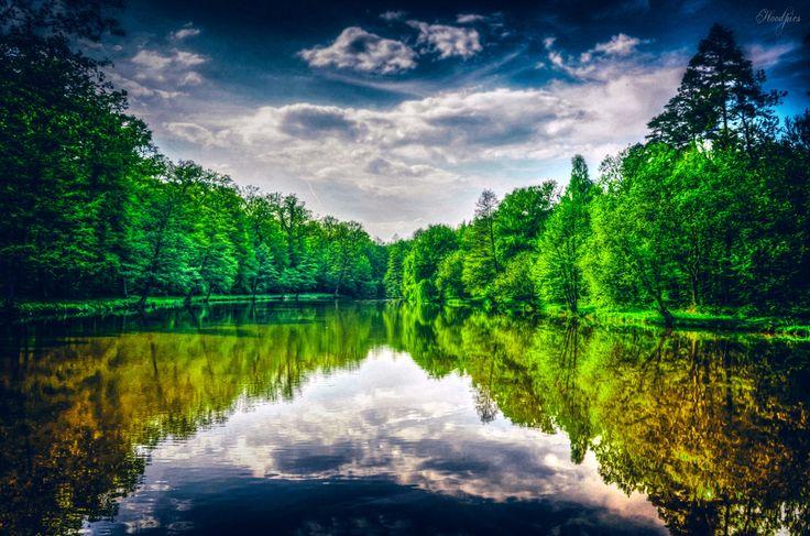 Green Lake by Hoodpics-Art Photography on 500px